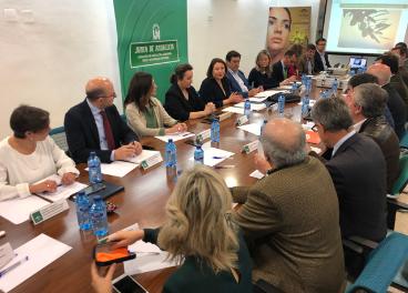 Se buscan medidas para mejorar el futuro del sector olivarero