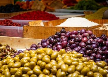 El consumo de aceituna aumenta un 18,5% en los hogares españoles