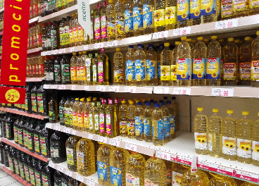 Carrefour posiciona sus aceites de oliva refinados a 3,19 €/litro