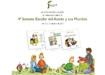 Cartel Semana del Aceite de Oliva en Jaén