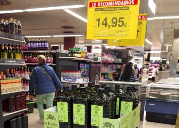 Lineal Mercadona