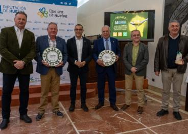 Entrega de Premios a los Mejores AOVEs de Huelva.
