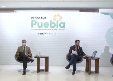 Presentación del Programa Puebla.