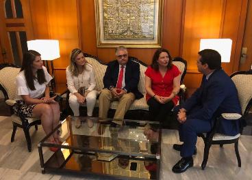 Convenio Junta andalucía y Ayuntamiento de Córdoba