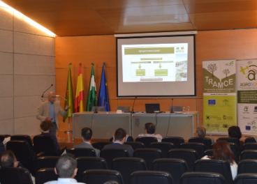 Jornada de presentación del proyecto en la Diputación de Granada.