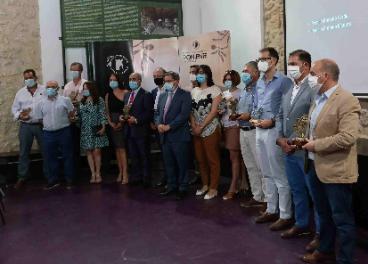 Entrega de premios de la DOP Poniente de Granada.