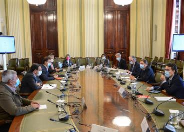 Reunión del Comité Asesor Agrario