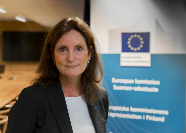 Kerstin Jorna - Comisión Europea