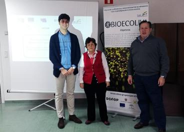 Presentación del proyecto en la EFIUCO.