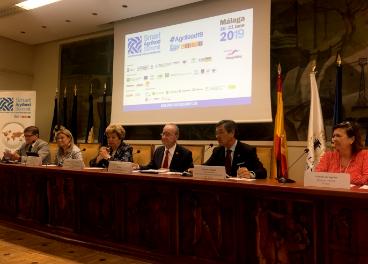 Presentación del Congreso en Madrid.