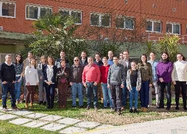 Equipo de investigadores UJA