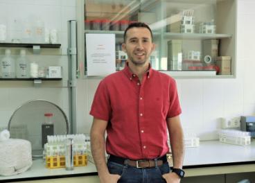 Antonio Rafael Sánchez Rodríguez, investigador de la Universidad de Córdoba que ha trabajado en el estudio.