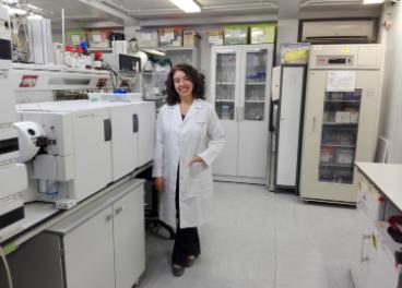 Raquel Mateos Briz, investigadora del CSIC.