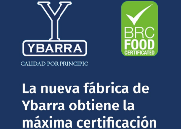 Fábrica de Ybarra en Dos Hermanas.