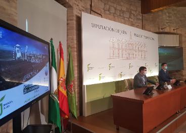 Presentación Fiesta Virtual del Primer Aceite de Jaén.