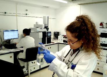 Imagen interior del Laboratorio Indlab