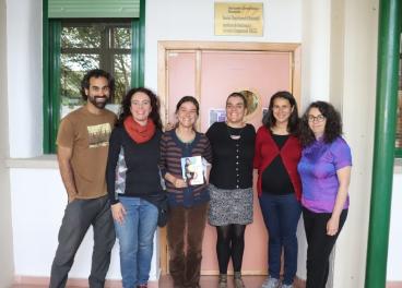Integrantes del proyecto BOND de la UCO.