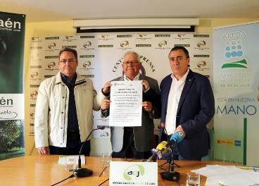 La manifestación se ha convocado para el 15 de marzo en Jaén