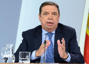 Luis Planas, ministro en funciones de Agricultura.
