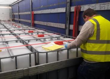 Europol inspecciones pesticidas