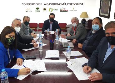 Miembros del Consejo del Consorcio