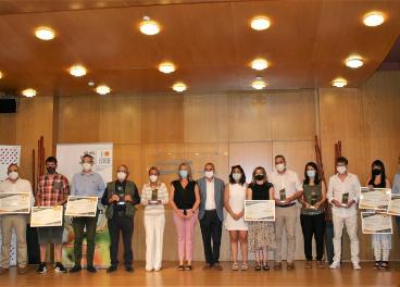 Premios Mejor Aceite de La Rioja 2020.