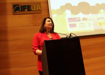 Carmen Crespo, consejera de agricultura de Andalucía