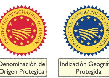 Logos DOP - IGP