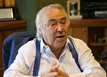 Gennaro Pieralisi, presidente de Pieralisi