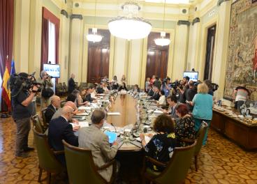 Reunión de la Conferencia Sectorial de Agricultura.