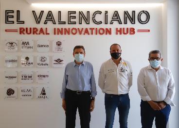 Rural Innovation Hub Galpagro