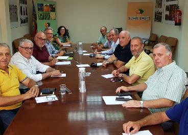 Reunión sector cooperativo valenciano