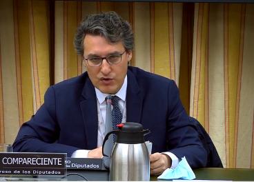 Secretario general de Agricultura y Alimentación, Fernando Miranda.