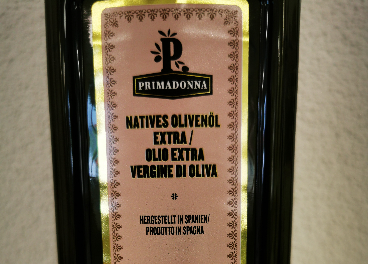 Primadona en Lidl Suiza