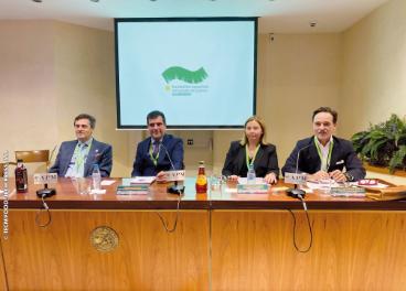 Jornada sobre sostenibilidad en la producción de aceite de palma.