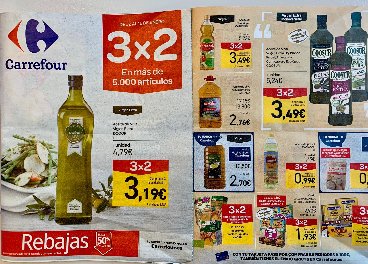 Folleto promocional Carrefour