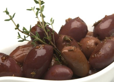 Aceitunas griega
