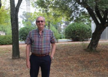 El catedrático de la Unidad de Excelencia María de Maeztu - Departamento de Agronomía Ricardo Fernández Escobar.