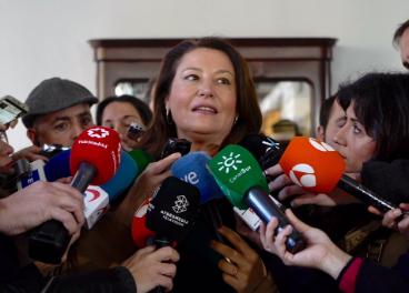 Carmen Crespo, consejera de Agricultura