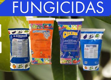 Bodegón de fungicidas