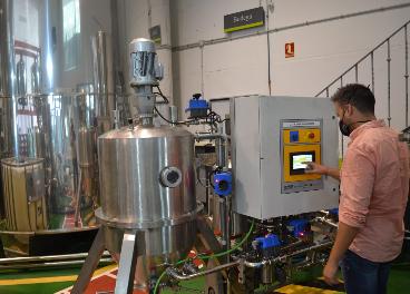Tecnología de ITEA para almazaras