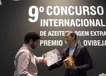 Entrega de premios en la última edición del concurso.