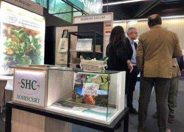 Sohiscert en Biofach 2019.