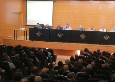 Reunión de la sectorial en Jaén.