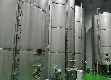Bodega de aceite de oliva