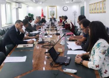 Consejo Tunecino del Aceite de Oliva Envasado