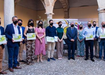 Premiados por la DOP Priego de Córdoba.